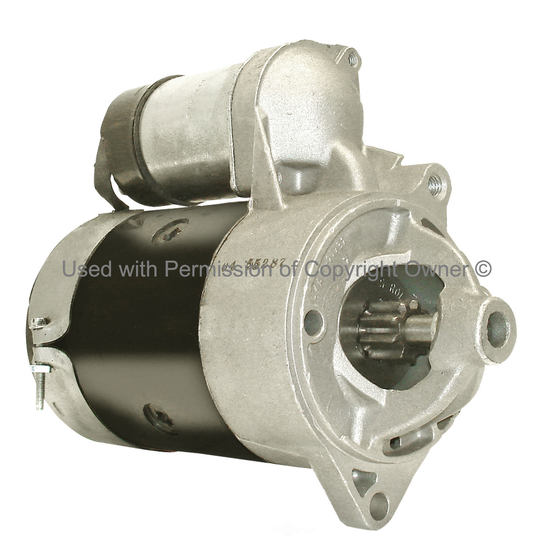 QUALITY-BUILT - Reman Starter Motor - MPA 3142S
