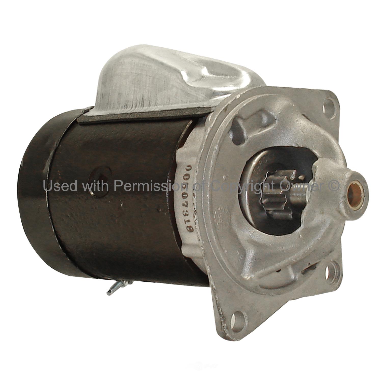 QUALITY-BUILT - Reman Starter Motor - MPA 3148