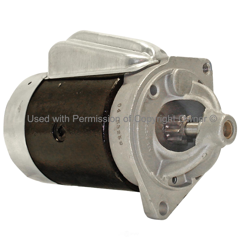 QUALITY-BUILT - Reman Starter Motor - MPA 3149