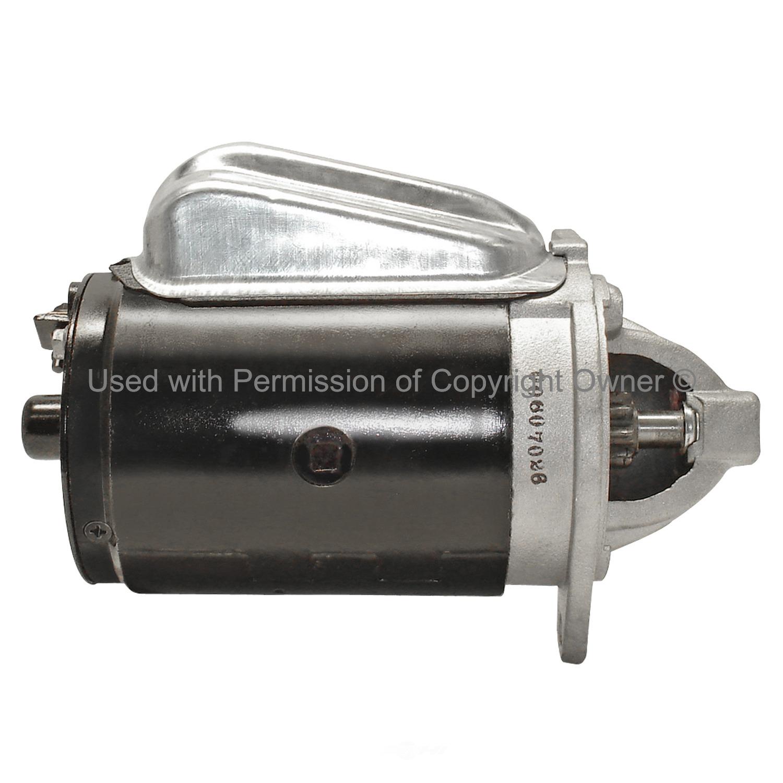 QUALITY-BUILT - Reman Starter Motor - MPA 3153