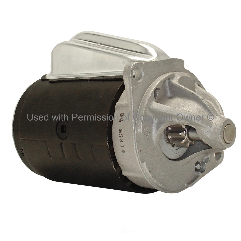 QUALITY-BUILT - Reman Starter Motor - MPA 3160
