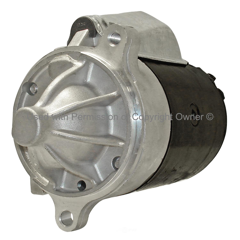 QUALITY-BUILT - Reman Starter Motor - MPA 3174