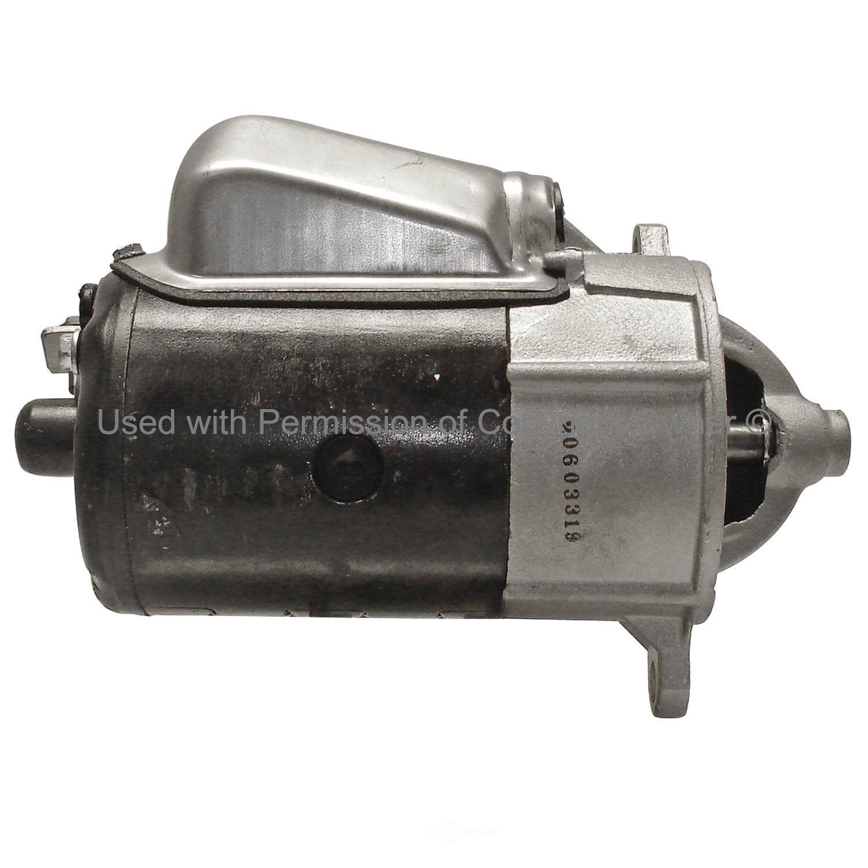 QUALITY-BUILT - New Starter Motor - MPA 3185N