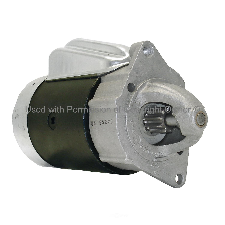 QUALITY-BUILT - Reman Starter Motor - MPA 3207