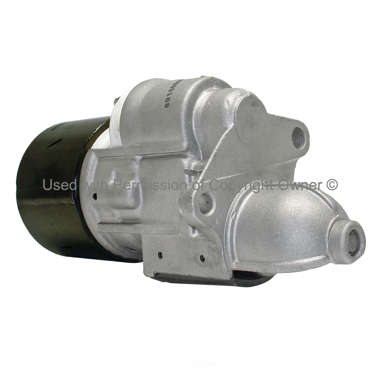 QUALITY-BUILT - Reman Starter Motor - MPA 3250