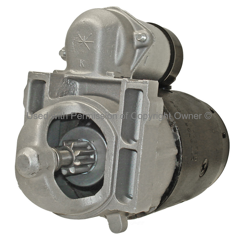 QUALITY-BUILT - Reman Starter Motor - MPA 3505S