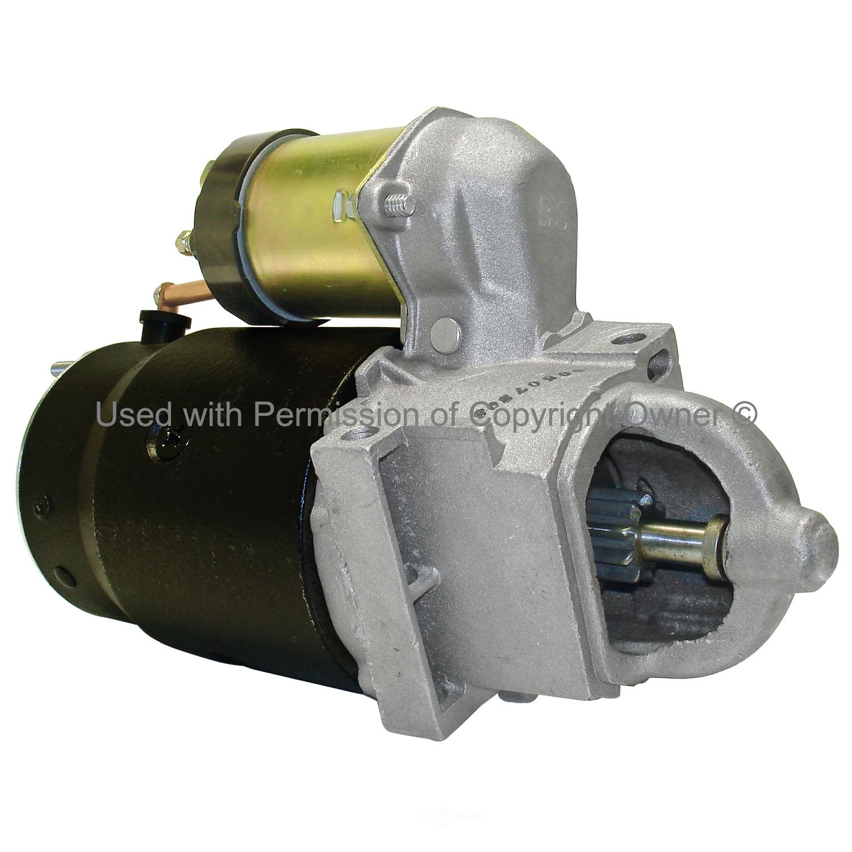 QUALITY-BUILT - Reman Starter Motor - MPA 3508MS