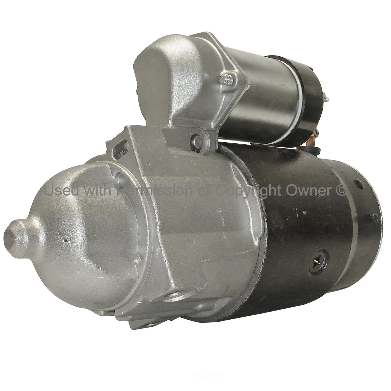QUALITY-BUILT - Reman Starter Motor - MPA 3508S