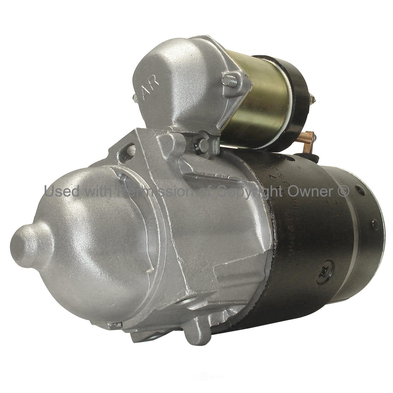 QUALITY-BUILT - Reman Starter Motor - MPA 3510MS