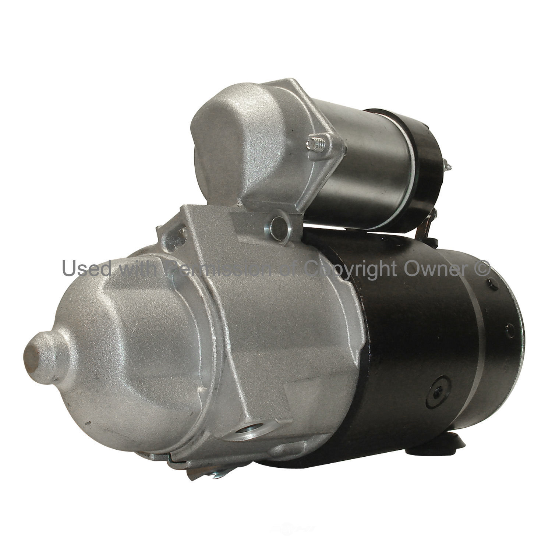 QUALITY-BUILT - Reman Starter Motor - MPA 3510S