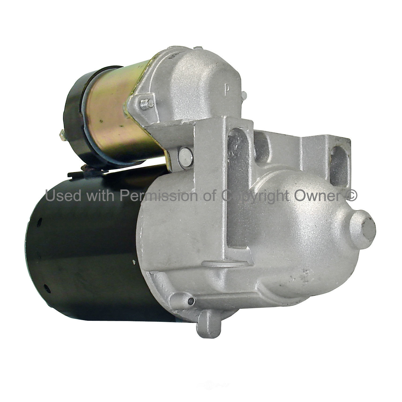 QUALITY-BUILT - Reman Starter Motor - MPA 3552MS