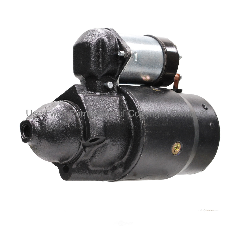 QUALITY-BUILT - Reman Starter Motor - MPA 3556MS