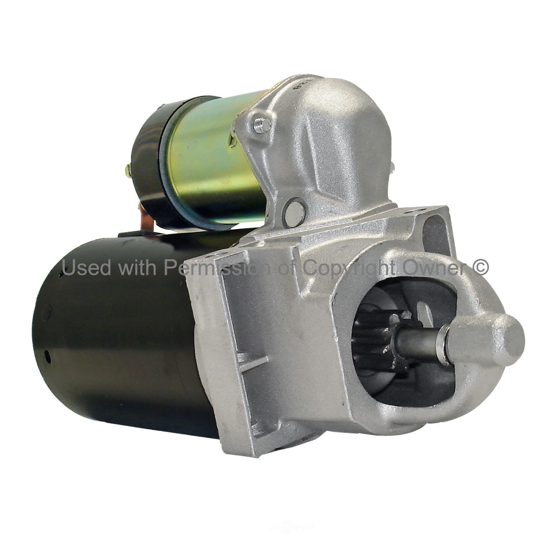 QUALITY-BUILT - Reman Starter Motor - MPA 3562S