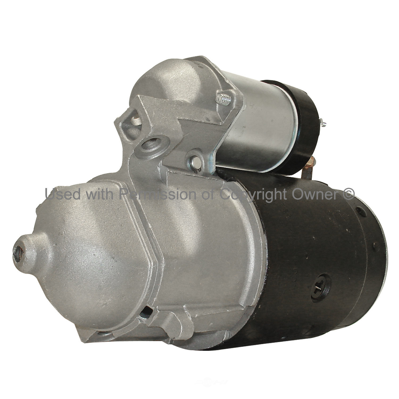 QUALITY-BUILT - Reman Starter Motor - MPA 3664S