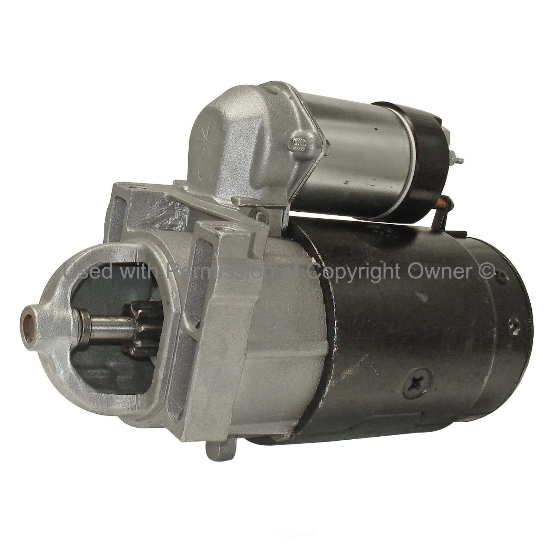 QUALITY-BUILT - Reman Starter Motor - MPA 3696S