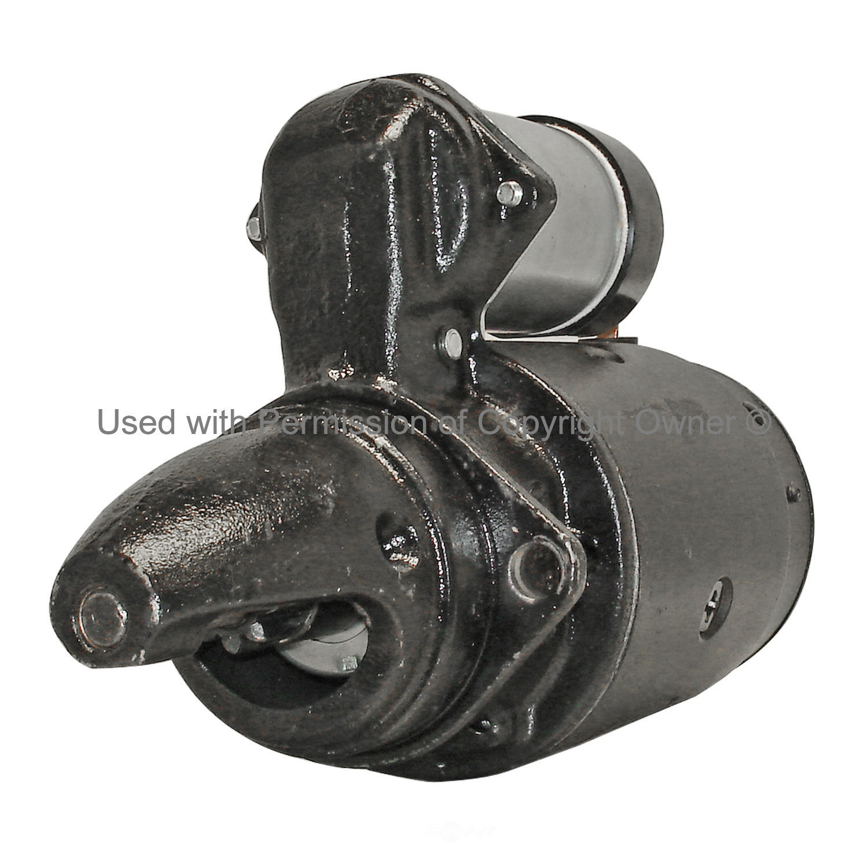 QUALITY-BUILT - Reman Starter Motor - MPA 4162S