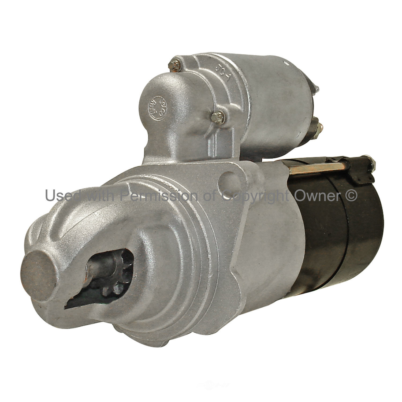 QUALITY-BUILT - Reman Starter Motor - MPA 6487S