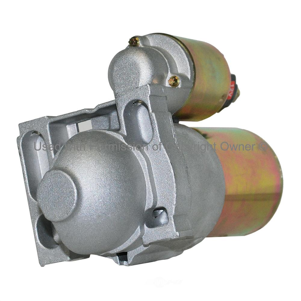 QUALITY-BUILT - Reman Starter Motor - MPA 6492S