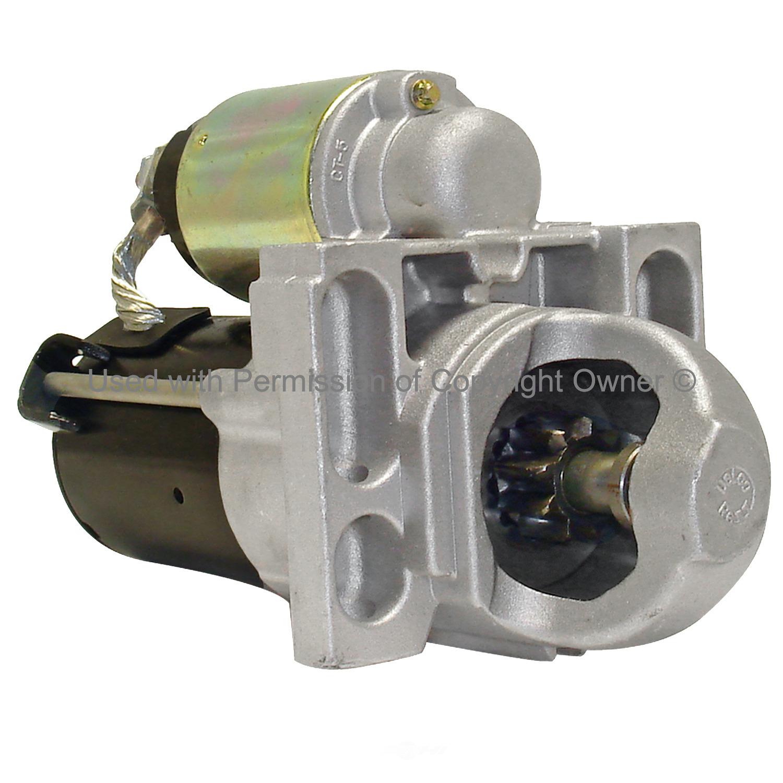 QUALITY-BUILT - Reman Starter Motor - MPA 6494S
