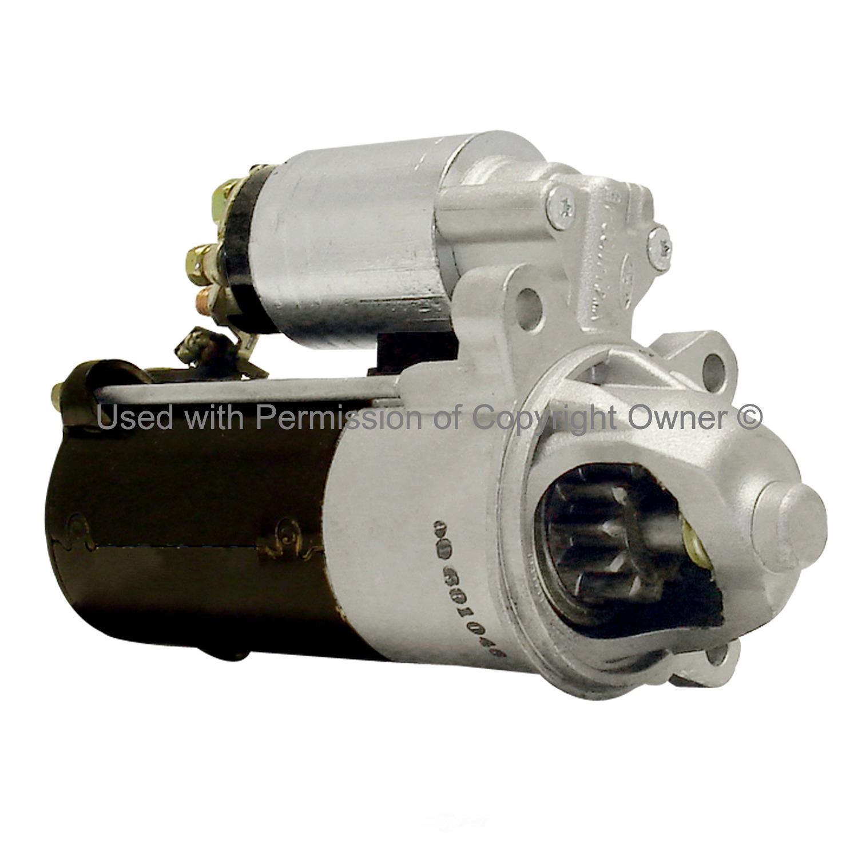QUALITY-BUILT - Reman Starter Motor - MPA 6651S