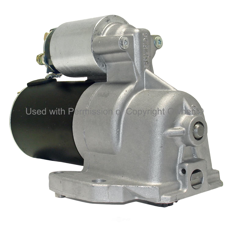QUALITY-BUILT - Reman Starter Motor - MPA 6656S