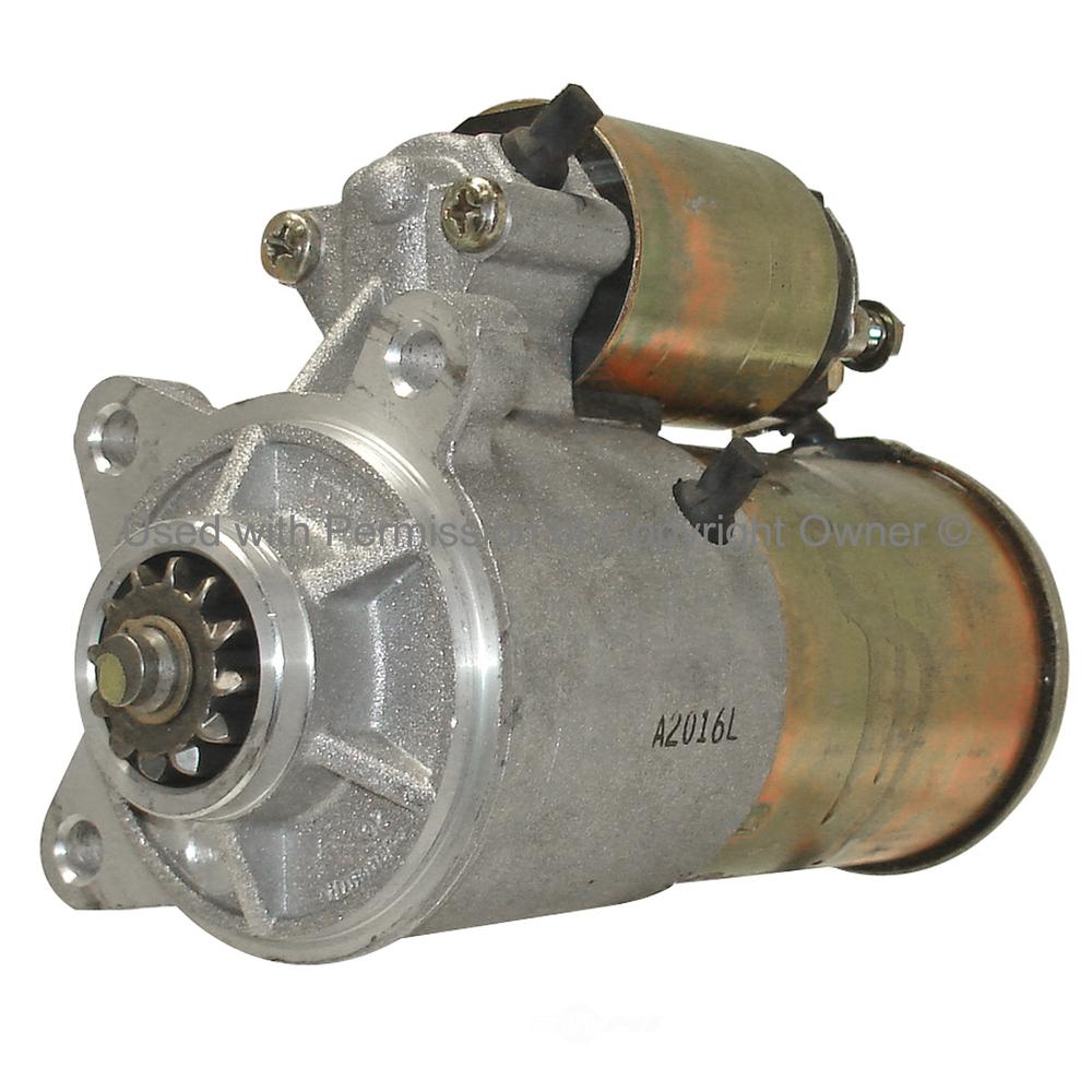 QUALITY-BUILT - New Starter Motor - MPA 6658SN