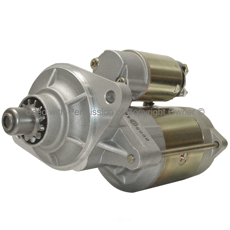 QUALITY-BUILT - Reman Starter Motor - MPA 6669S