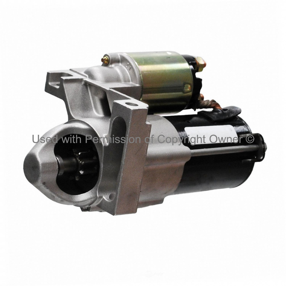 QUALITY-BUILT - Reman Starter Motor - MPA 6784S