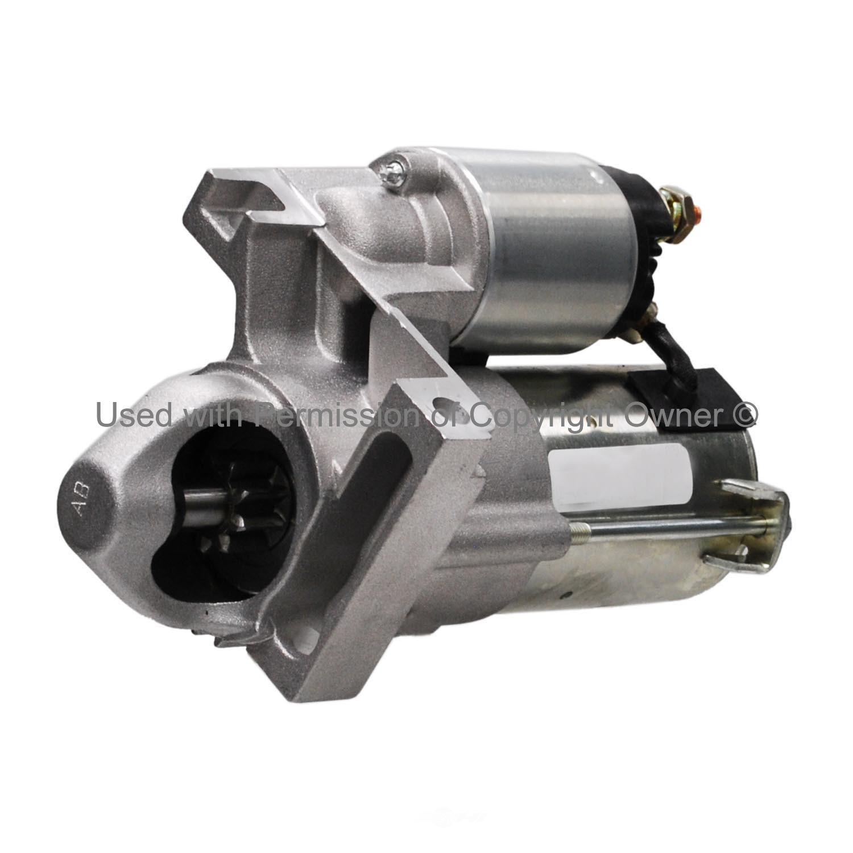QUALITY-BUILT - Reman Starter Motor - MPA 6786S