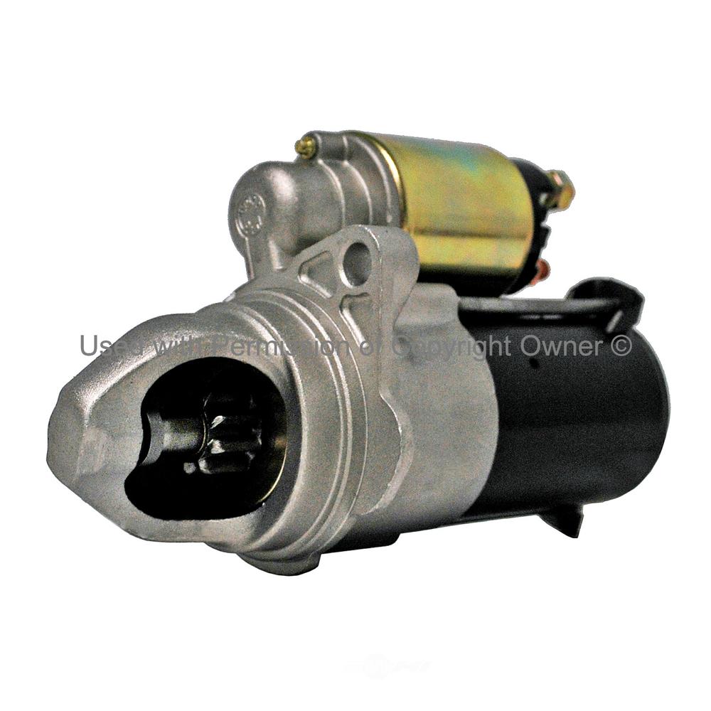 QUALITY-BUILT - Reman Starter Motor - MPA 6947S