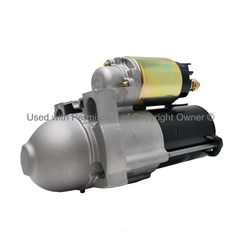 QUALITY-BUILT - Reman Starter Motor - MPA 6970S