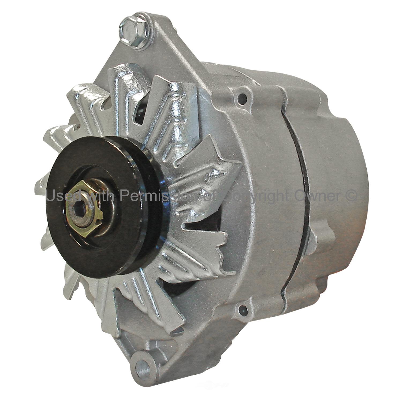 QUALITY-BUILT - Reman Alternator - MPA 7122103