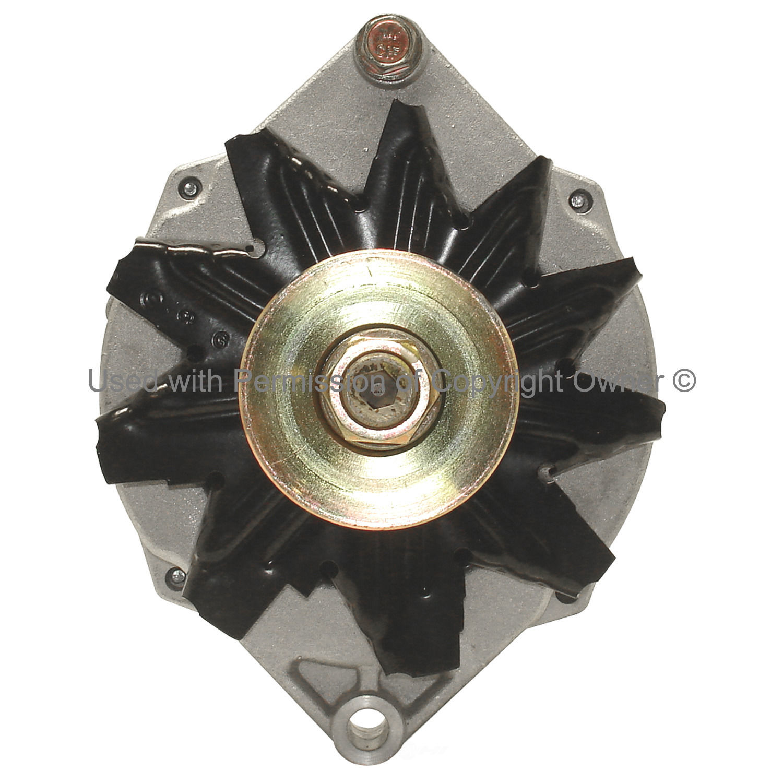 QUALITY-BUILT - New Alternator - MPA 7127109N