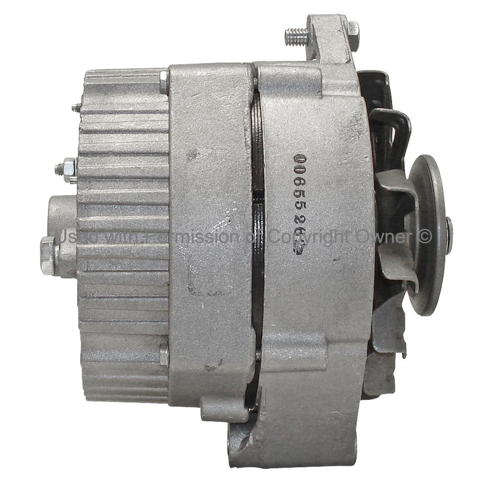 QUALITY-BUILT - Reman Alternator - MPA 7127112