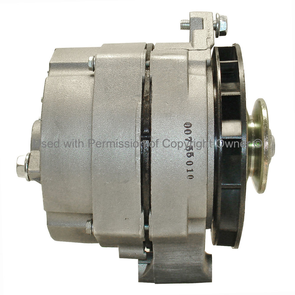 QUALITY-BUILT - New Alternator - MPA 7294112N