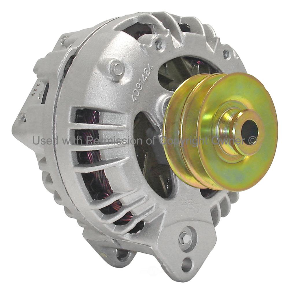 QUALITY-BUILT - Reman Alternator - MPA 7505211