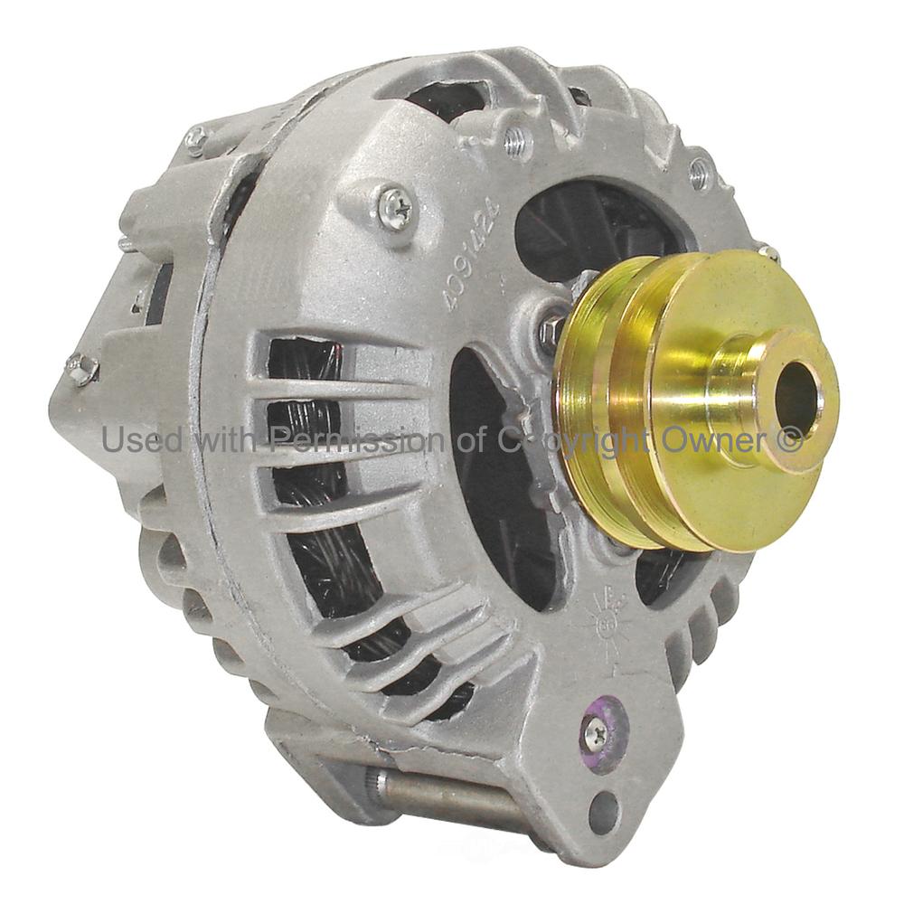 QUALITY-BUILT - Reman Alternator - MPA 7509211