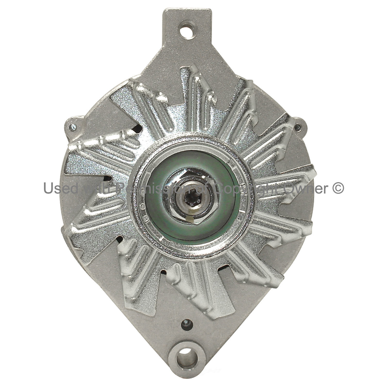 QUALITY-BUILT - New Alternator - MPA 7735602N