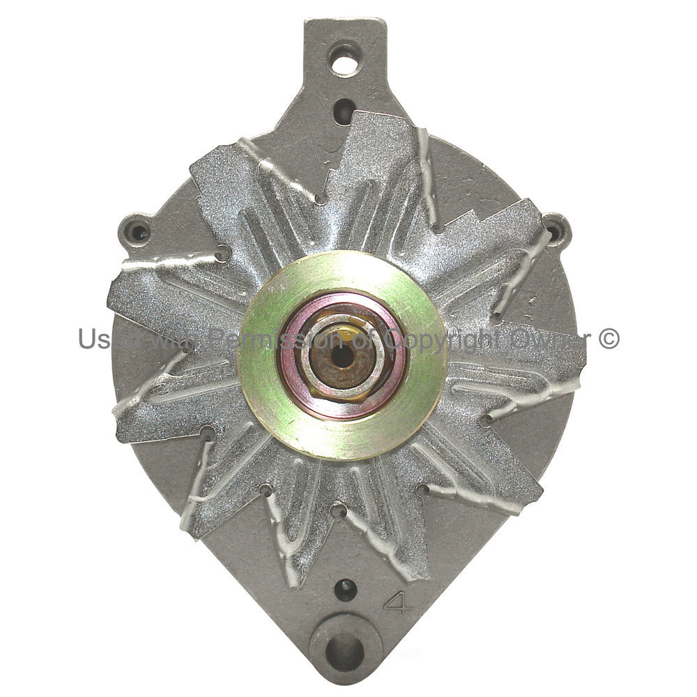 QUALITY-BUILT - New Alternator - MPA 7735610N