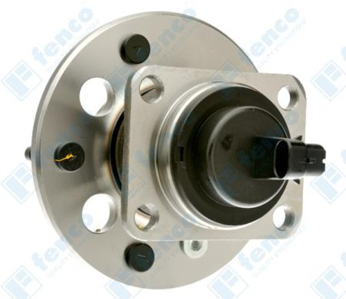 QUALITY-BUILT - Wheel Bearing and Hub Assembly (Rear) - MPA WH512006