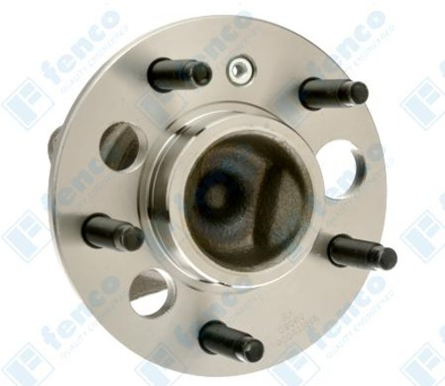 QUALITY-BUILT - Wheel Bearing and Hub Assembly - MPA WH512006