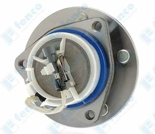 QUALITY-BUILT - Wheel Bearing and Hub Assembly (Rear) - MPA WH512222
