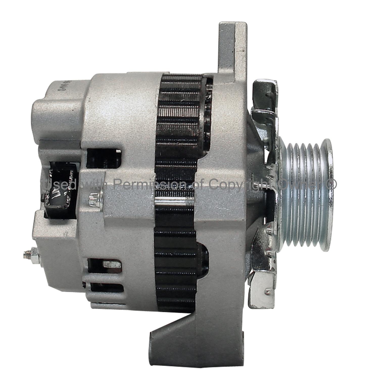 QUALITY-BUILT - New Alternator - MPA 7919603N