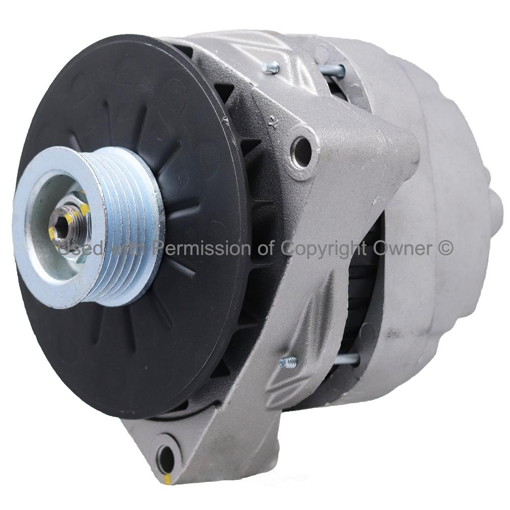 QUALITY-BUILT - Reman Alternator - MPA 8203604