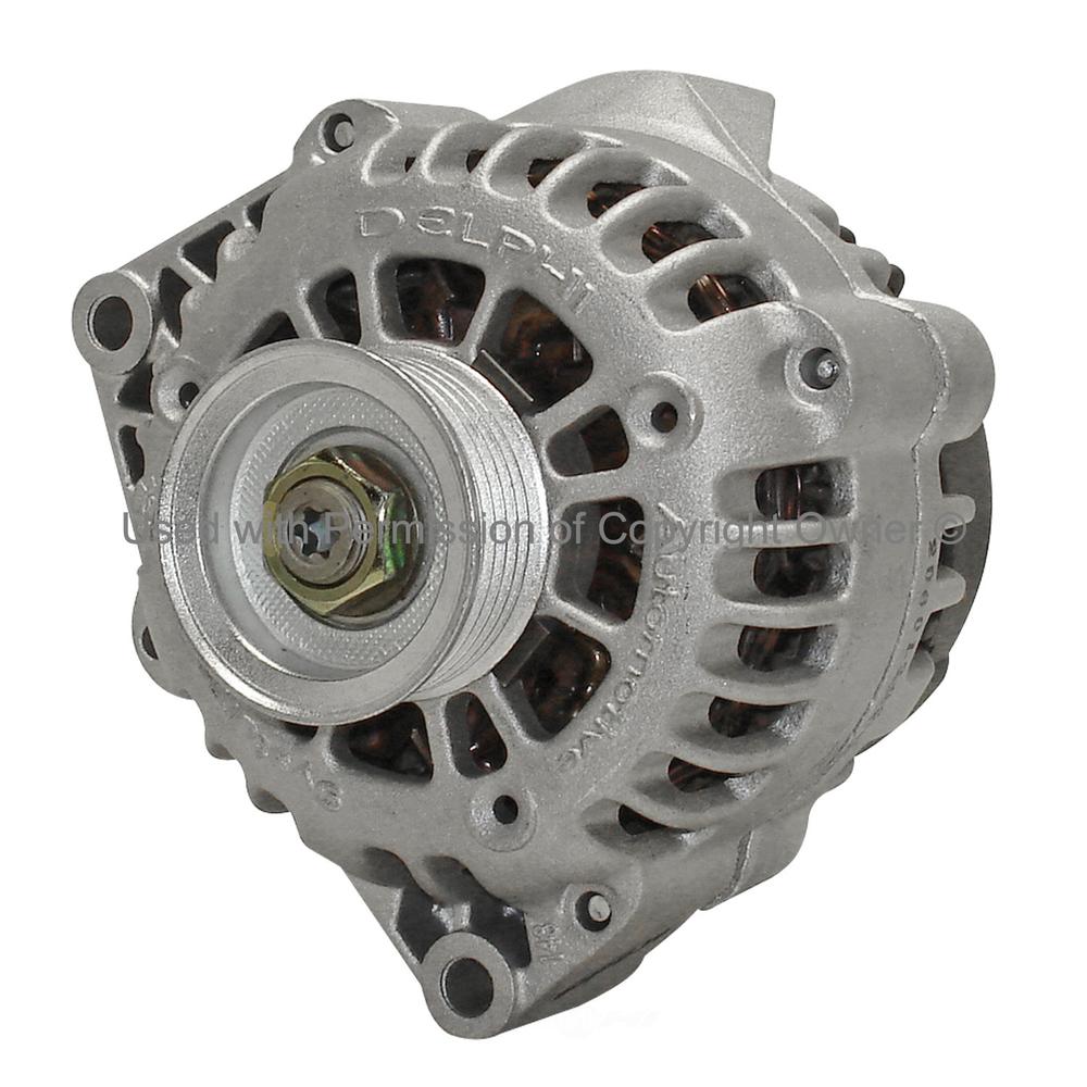 QUALITY-BUILT - New Alternator - MPA 8206605N