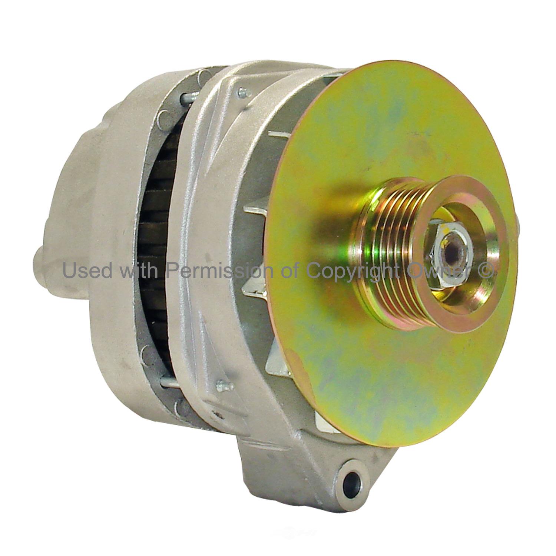 QUALITY-BUILT - New Alternator - MPA 8219604N