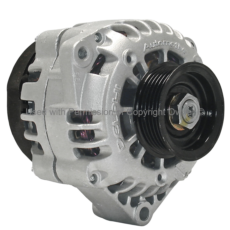 QUALITY-BUILT - New Alternator - MPA 8233607N