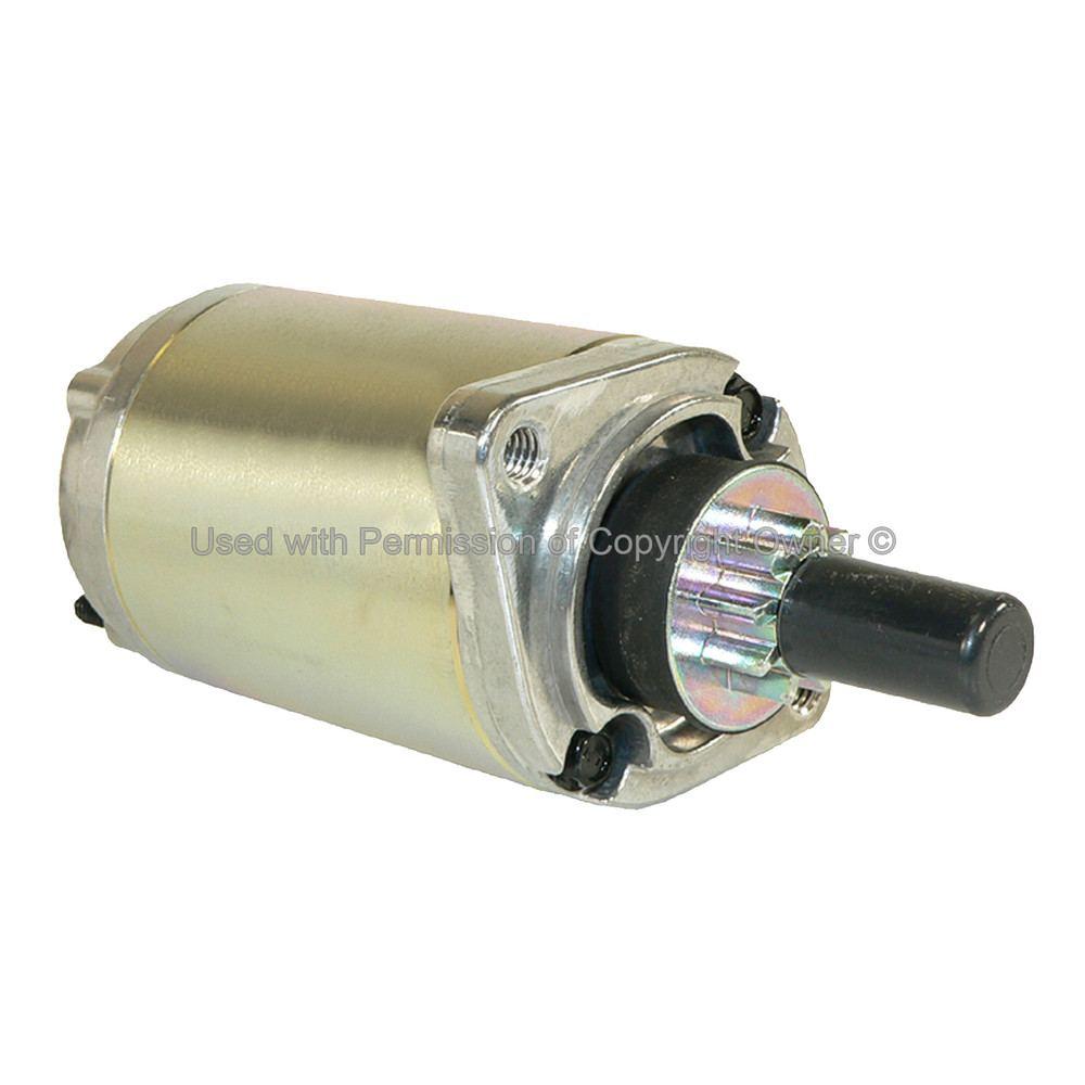 QUALITY-BUILT - New Starter Motor - MPA P188N