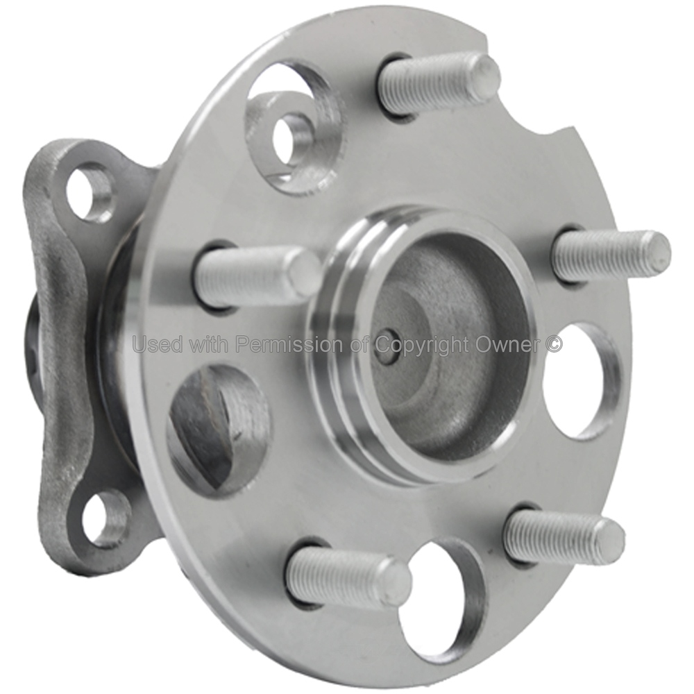QUALITY-BUILT - Wheel Bearing and Hub Assembly (Rear Right) - MPA WH512283