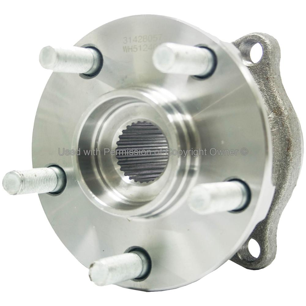 Rear Wheel Bearings And Seals parts listing for SUBARU